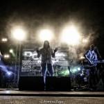 AGOSTO 25, 2015 - Simone Sandrucci Etruschi from Lakota sul palco . PAG.1