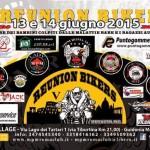 GIUGNO 13-14 - V Reunion bikers - Guidonia . PAG.1