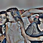 GIUGNO 30, 2015 - Ilenia Volpe, videoclip di Maledetta Bellezza a Idroacqua