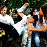 GIUGNO 30, 2015 - Ilenia Volpe, videoclip di Maledetta Bellezza a Idroacqua.PAG.4