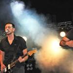 LUGLIO-AGOSTO 2015 - GianCane e Il Muro del Canto in tour con la tracolla Hendrixxx-PAG1