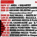 LUGLIO dal 17 , al 03 AGOSTO - 10° Ed. Eclettica Festival 2014 - PAG2
