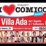 SETTEMBRE 1-7, 2014 - I love Comico 2014 . PAG.1